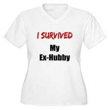 I survived MY EX-HUBBY T-Shirt