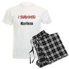 I survived HARLEM Pajamas