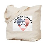 BIG BEAR LAKE Tote Bag