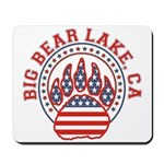 BIG BEAR LAKE Mousepad