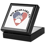 BIG BEAR LAKE Keepsake Box