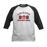 BIG BEAR LAKE Kids Baseball Jersey