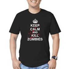 Keep Calm And Kill Zombies T