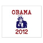 Obama 2012 Small Poster