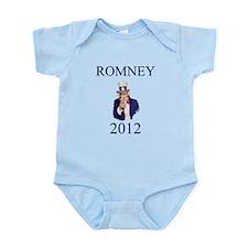 Cute Rubio 2012 Infant Bodysuit