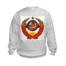 Soviet Union Coat of Arms Sweatshirt