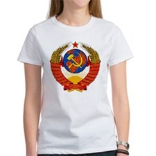 Soviet Union Coat of Arms Tee