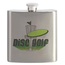 dISC gOLF2 Flask