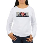 I'm Here (FINAL flat).jpg Women's Long Sleeve T-Sh