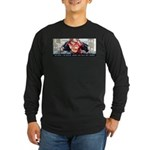 I'm Here (FINAL flat).jpg Long Sleeve Dark T-Shirt