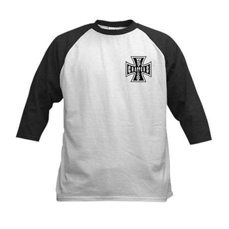 West Coast CRAPPERS Kids Baseball Jersey