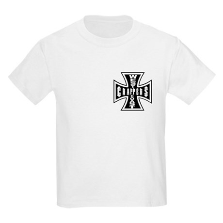West Coast CRAPPERS Kids T-Shirt