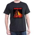 FIREFIGHTERS LIVE TO CLIMB COMPANY LADDER T-Shirt