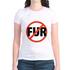 Cute Anti fur T
