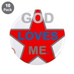 OYOOS God Loves Me design 3.5