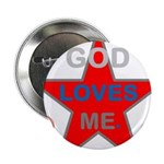 OYOOS God Loves Me design 2.25