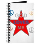 OYOOS God Loves Me design Journal