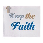 OYOOS Faith design Throw Blanket