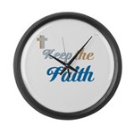 OYOOS Faith design Large Wall Clock
