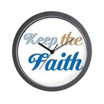 OYOOS Faith design Wall Clock