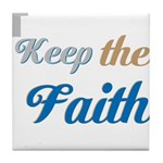 OYOOS Faith design Tile Coaster