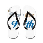 OYOOS Faith design Flip Flops