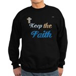 OYOOS Faith design Sweatshirt (dark)