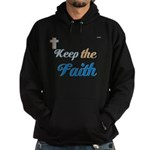 OYOOS Faith design Hoodie (dark)