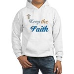 OYOOS Faith design Hooded Sweatshirt