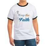 OYOOS Faith design Ringer T