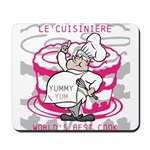 OYOOS Cook Cakes design Mousepad