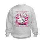 OYOOS Cook Cakes design Kids Sweatshirt
