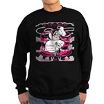 OYOOS Cook Cakes design Sweatshirt (dark)