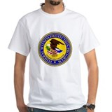 Witness Protection White T-shirt