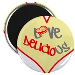 OYOOS Love Heart design Magnet