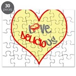 OYOOS Love Heart design Puzzle