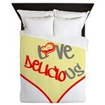OYOOS Love Heart design Queen Duvet