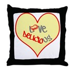 OYOOS Love Heart design Throw Pillow