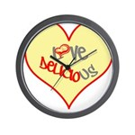 OYOOS Love Heart design Wall Clock