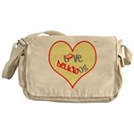 OYOOS Love Heart design Messenger Bag