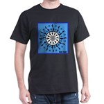 OYOOS Blue Moon design Dark T-Shirt
