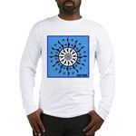 OYOOS Blue Moon design Long Sleeve T-Shirt