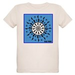 OYOOS Blue Moon design Organic Kids T-Shirt