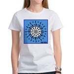 OYOOS Blue Moon design Women's T-Shirt