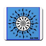 OYOOS Blue Moon design Mousepad