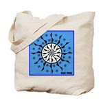 OYOOS Blue Moon design Tote Bag