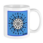 OYOOS Blue Moon design Mug