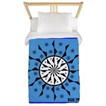 OYOOS Blue Moon design Twin Duvet