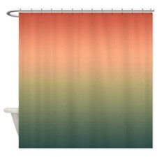 Desert Tones Shower Curtain