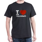 I Love Marshall T-Shirt